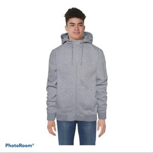 Champs CSG Heather Gray Hoodie